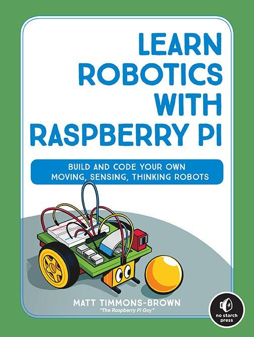 Robot Making Book