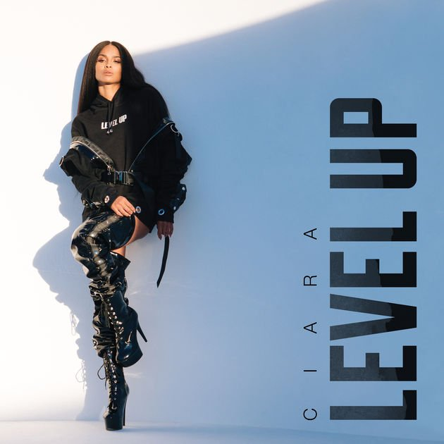 .@ciara dropped some 🔥 to get your workout playlist knockin'. #LevelUp is streaming now 📈 spoti.fi/2uKzbW9