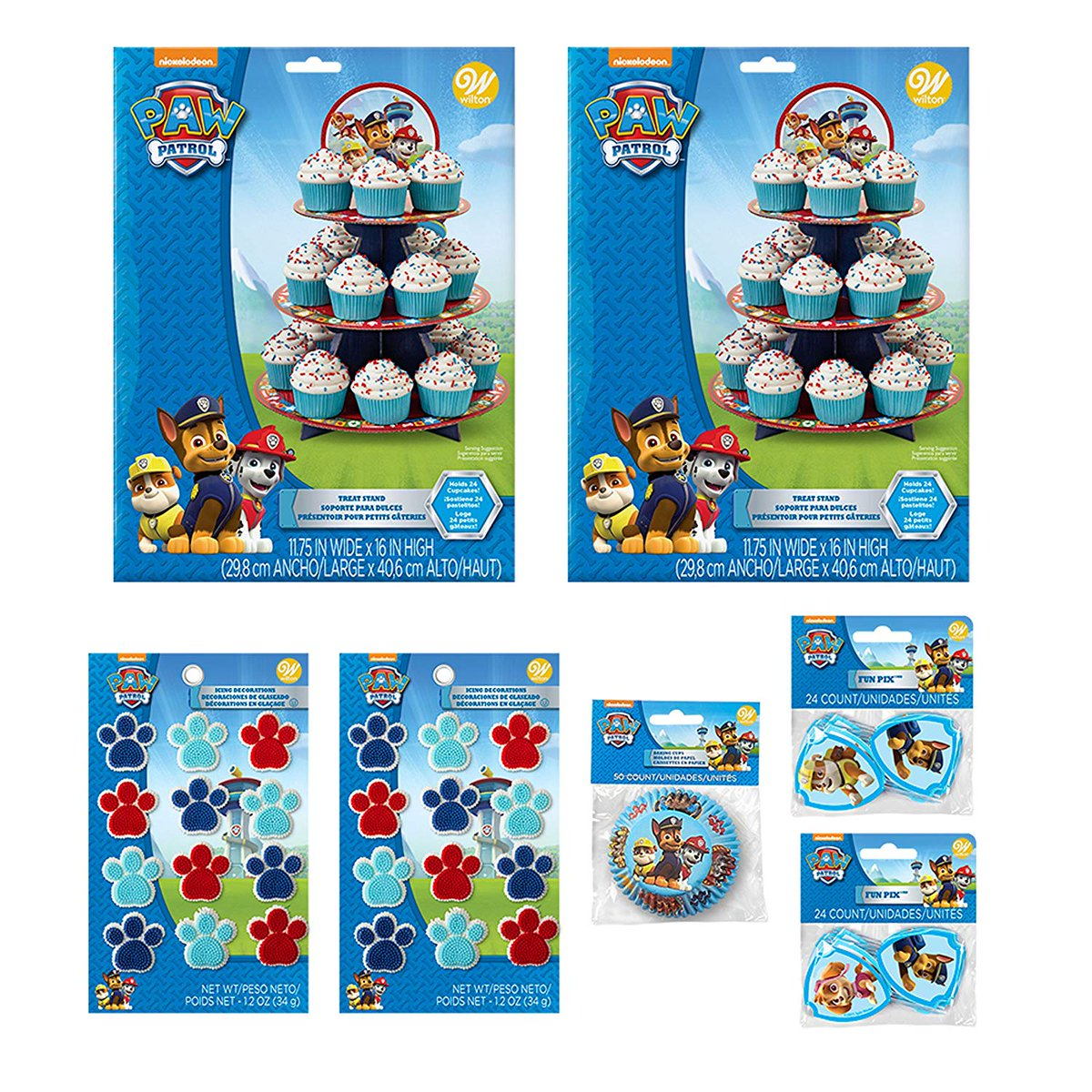 This PAW Patrol Party Supplies Pack Is All You Need To Give Your Child The Most Fun Themed Birthday Get It Here Amznto 2KpdTUD