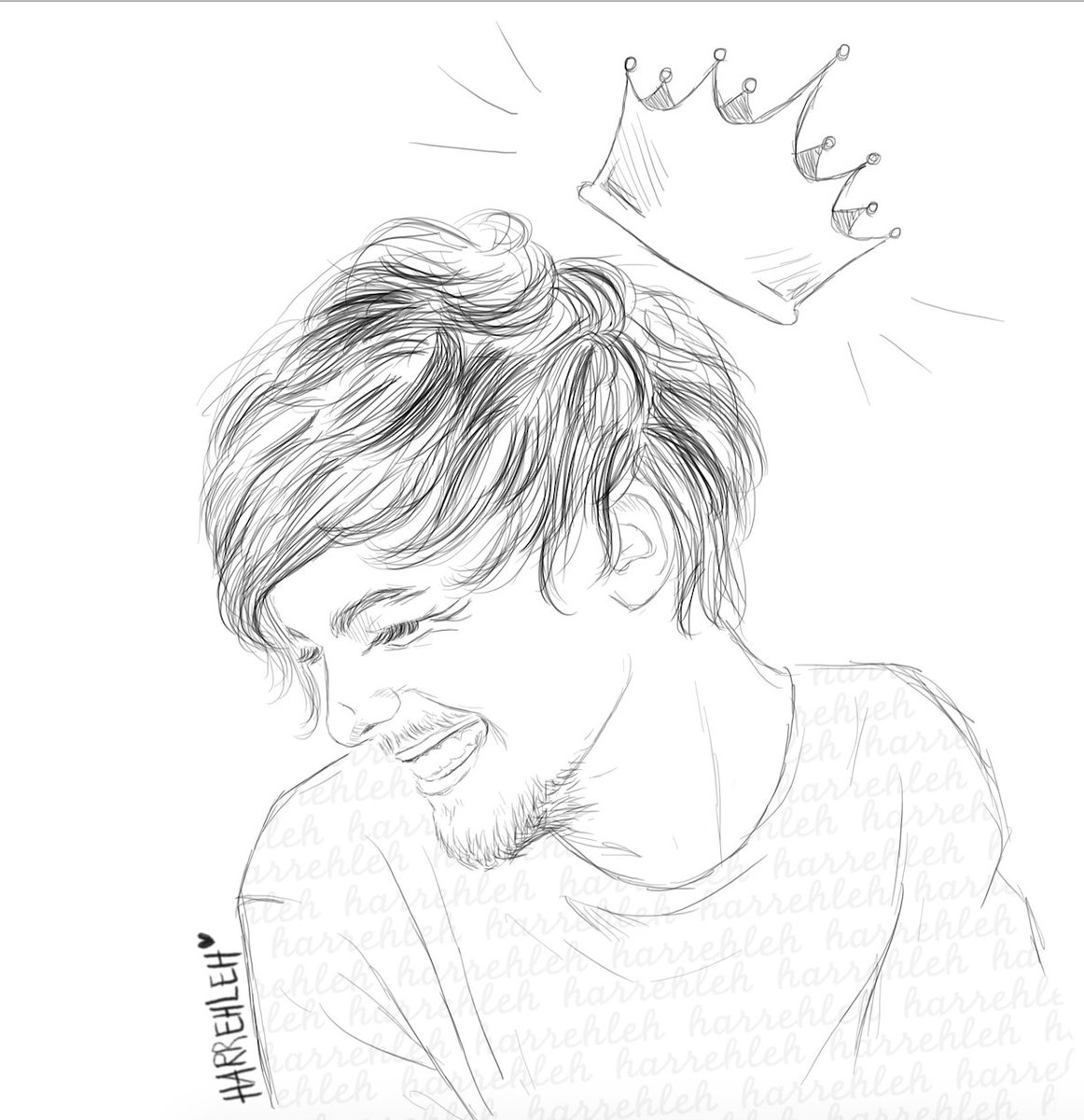 Excited to see @Louis_Tomlinson return to @TheXFactor as a judge? 🎨 by Laura (harrehleh on Instagram) Submit your fan art via our #BRITs @tumblr 👉 brits.tumblr.com/submit