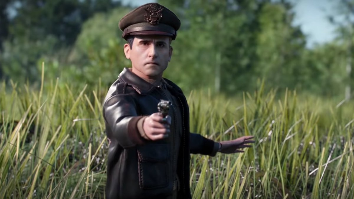 Steve Carell deals with trauma in the new trailer for Welcome To Marwen: https://t.co/ZZet346WDf