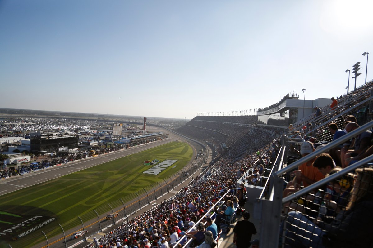 Fill-in-the-Blank: The word that best describes DAYTONA is _____.