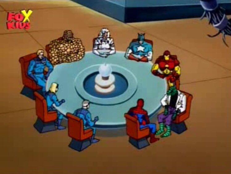 spiderman tv series marvel animated universe wiki - 749×566