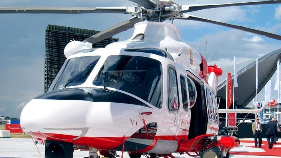 ED files charge sheet in AgustaWestland chopper scam case https://t.co/nfc7T3Jm1r