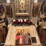 Image for the Tweet beginning: Comme d'autres paroisses orthodoxes en