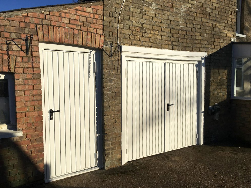 Fenland Garage Doors On Twitter Hormann Offer Steel Side Entrance