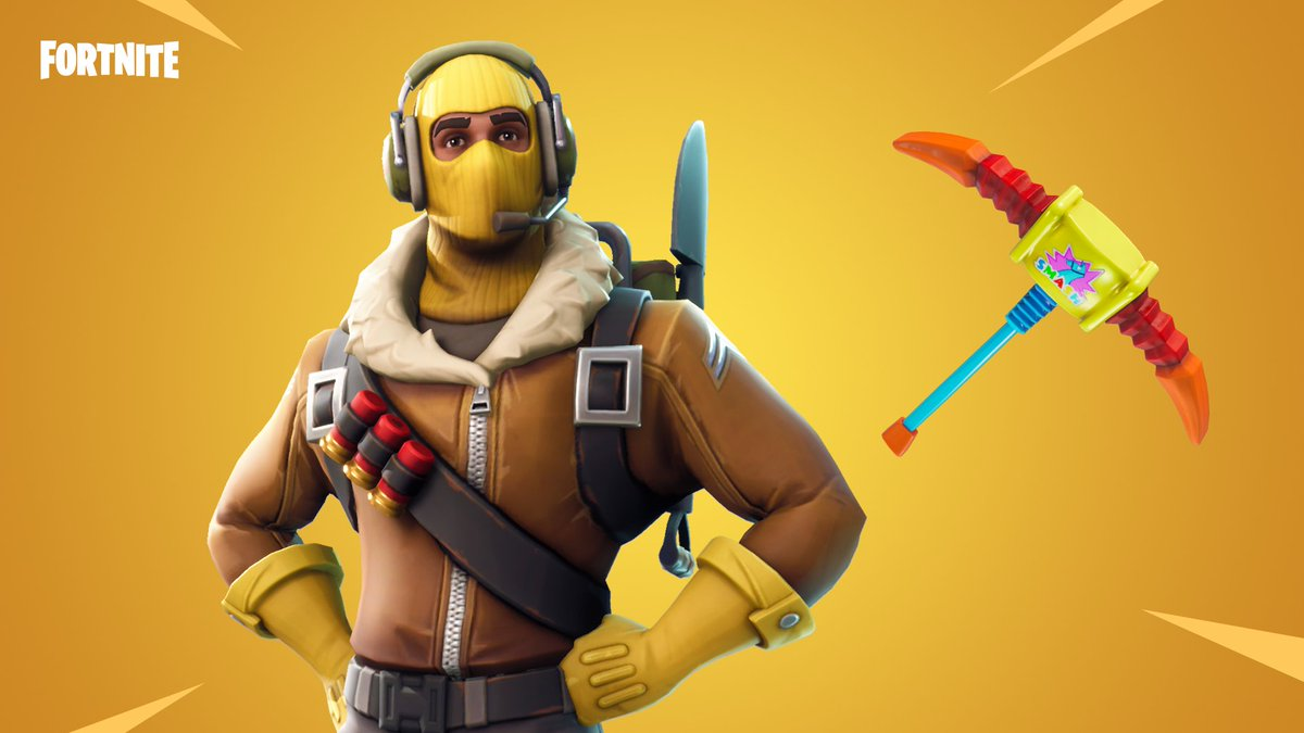 Fortnite On Twitter Gear Up And Roll Out With The Raptor And