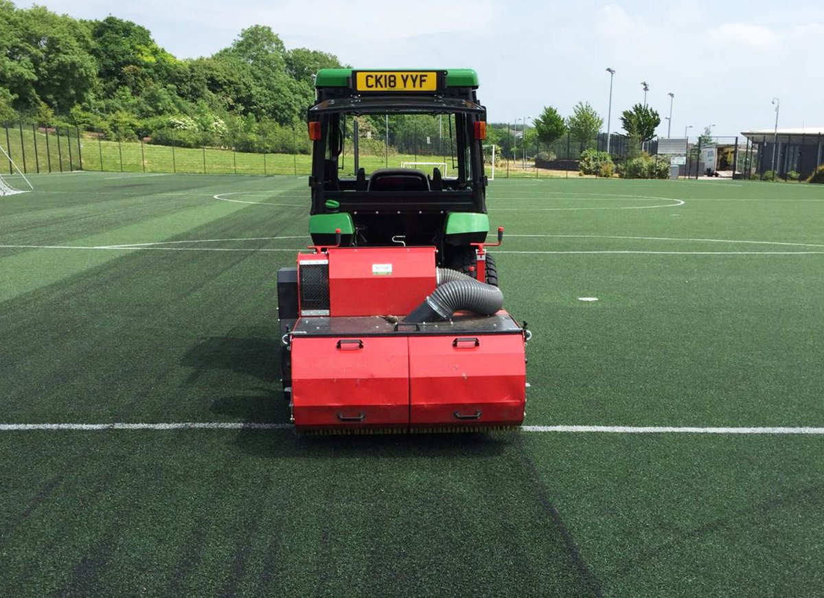 test Twitter Media - A Redexim Verti-Top 1200 helps @Swsgl improve efficiency @ctmTURF https://t.co/8Aj3R5lmTs #sapcanews https://t.co/3kirbekHmS