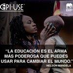 La educación es el eje transformador de la sociedad; EPI-USE y ERP trabajan para cambiar la vida de las personas en África por medio de estrategias y actividades que logren generar grandes cambios. Visita https://t.co/87bLSJ4UBJ  y conócenos más. #epiuse #sap #sapargentina