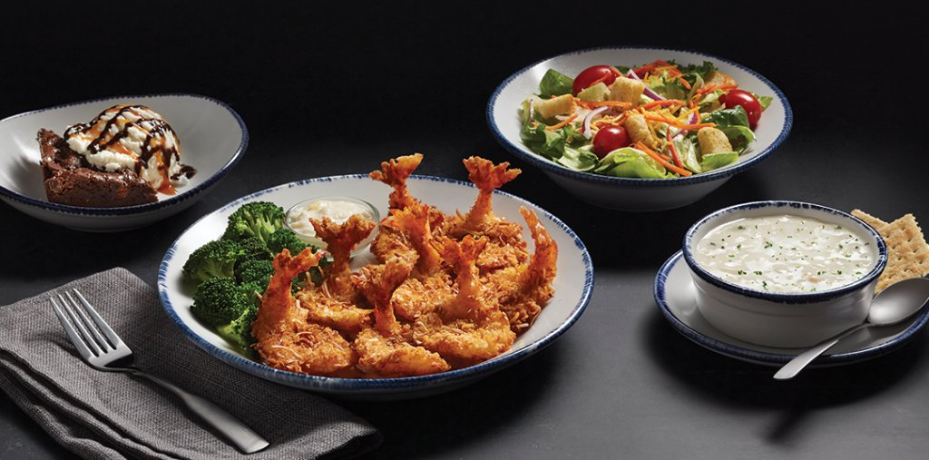 Red Lobster Red Lobster - $15 4-course Wednesdays. 11AM-6PM