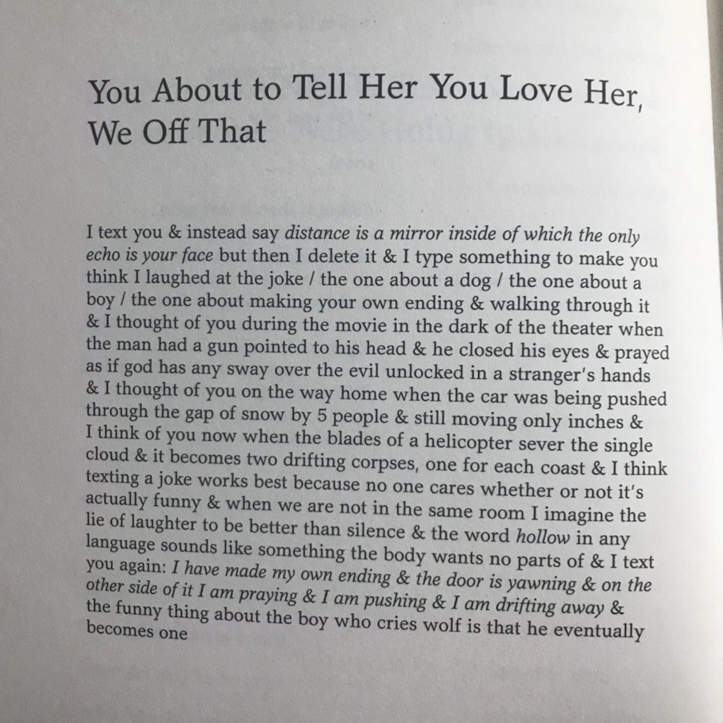 Hanif abdurraqib on twitter i have three new poems in the latest is the one that takes its title from a drake line in a chorus of a somewhat forgotten song off of jay zs blueprint 3 albumpicitternpdvawqrku malvernweather Choice Image