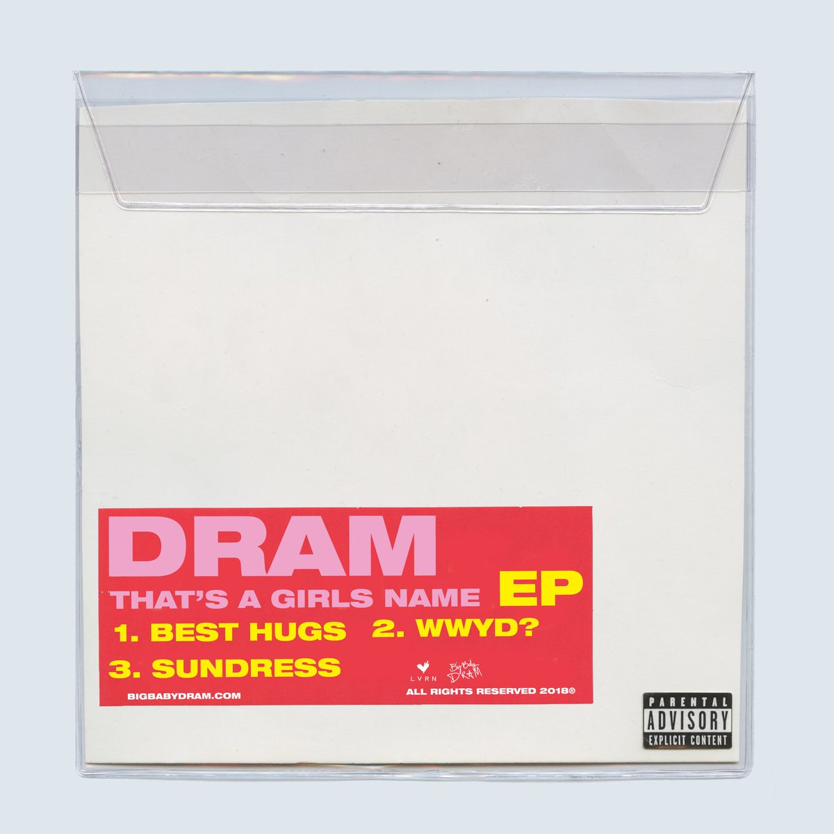 🔥 @BIGBABYDRAM drops three-track EP 'That's a Girls Name.' Listen: trib.al/u3cpaos