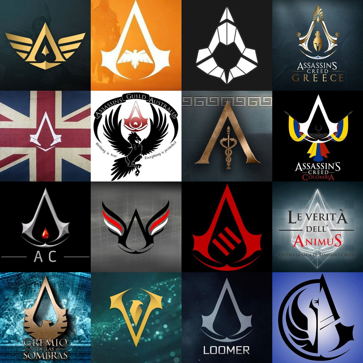 Mentors Guild On Twitter The Assassin Insignia Is A Timeless