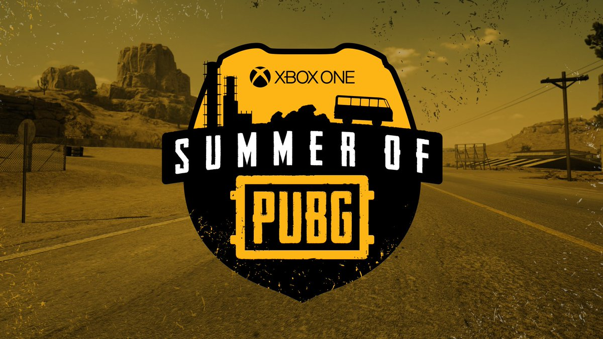 #SummerofPUBG means a summer filled with announcements, events, and prizes! Learn more: https://t.co/JwPQILEJur