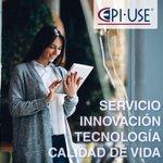 Nuestro servicio se basa en potencializar empresas por medio de la inteligencia artificial, generando que la transformación digital impacte y realice grandes cambios. Visita https://t.co/ghht7BQl8j y conócenos más. #epiuse #sap #sapcolombia #sappartner #confianza #trust