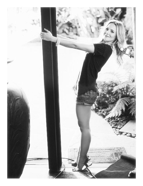 Happy birthday to the amazing Kristen Bell!