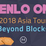 Catch us at @beyondblocks_ with prominent thought leaders and blockchain pioneers such as @novogratz, @urielpeled and the teams behind @helloiconworld and @hashed_official! #Blockchaincommunity #Asia #Seoul #MenloOne
