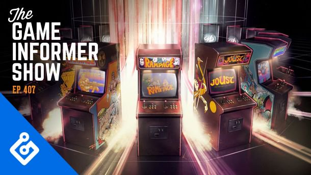 What's your favorite arcade game of all time? We'll be talking about them on this week's GI Show podcast! https://t.co/ECRrra8aLu