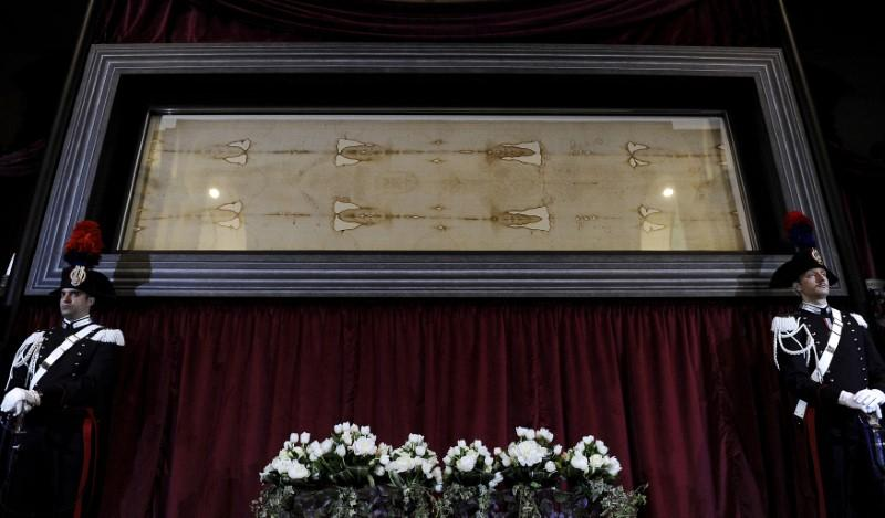 New forensic tests suggest Shroud of Turin is fake https://t.co/K9bI5tYWVL https://t.co/0trEj8ZNXz