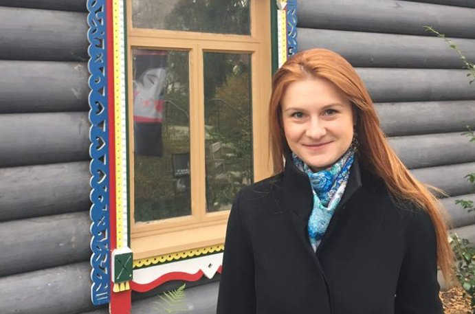 NEW: The FBI says Mariia Butina was compared to Russian spy Anna Chapman by a Russian Official, was planning to leave Washington (if not the country), and offered someone sex in exchange for a position in a special interest organization during her work in the US, per court filing