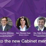 #CabinetShuffle Twitter Photo
