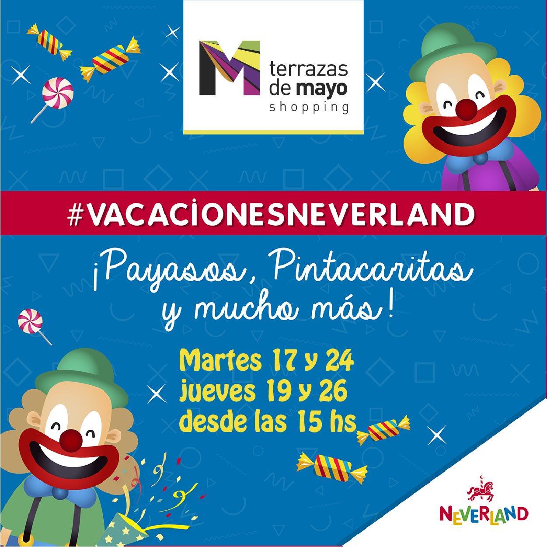 Terrazas De Mayo On Twitter Neverlandweb Terrazasdemayo