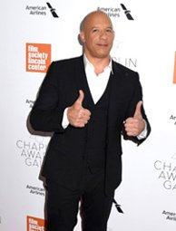 Happy Birthday Wishes going out to Vin Diesel!