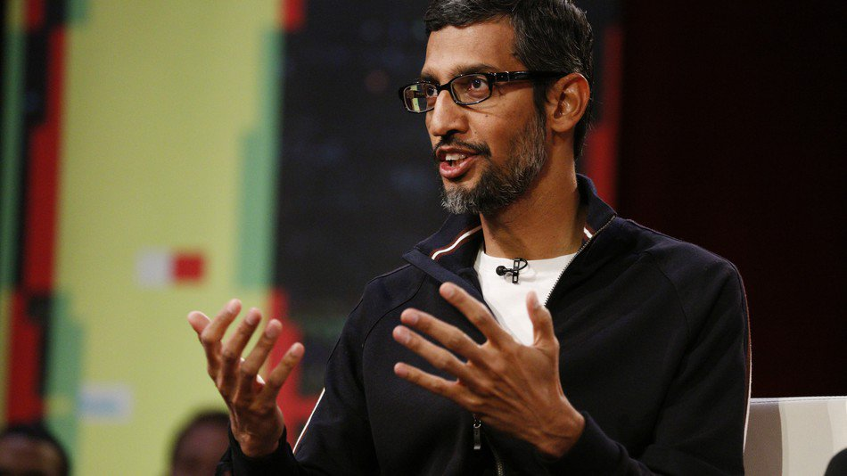 Google CEO Sundar Pichai says company will appeal record fine from the EU ruling https://t.co/aRkGdxn3QW