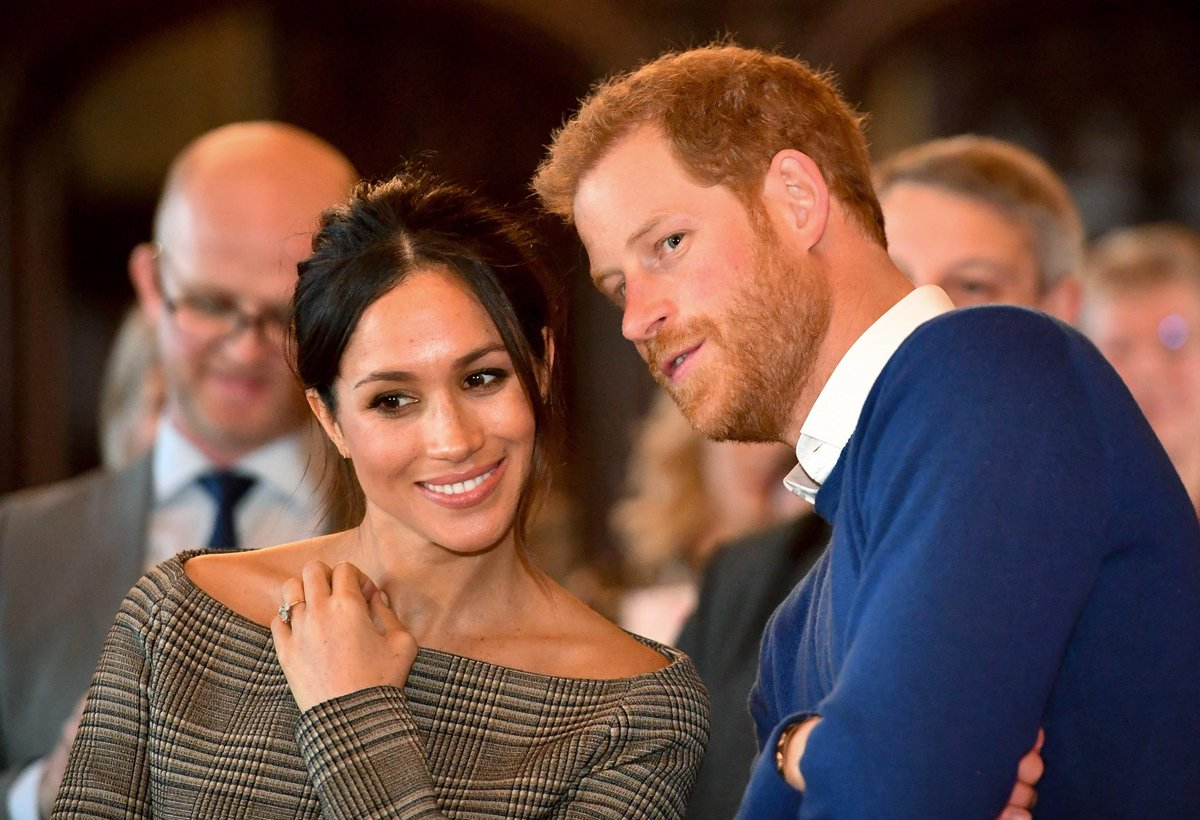 7 Meghan Markle and Prince Harry Conspiracy Theories So Ridiculous, You Have to Laugh https://t.co/gRDuQVKH4s