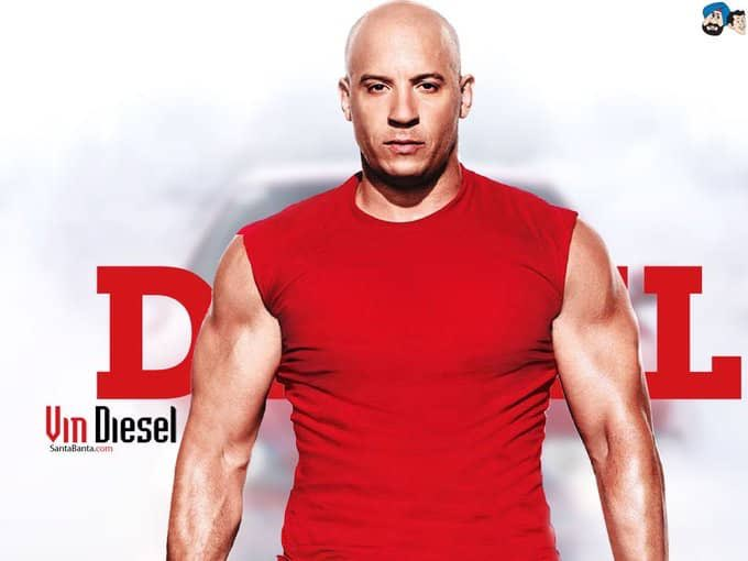 Happy 51st Birthday to Vin Diesel