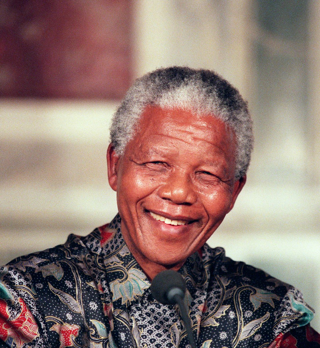 Today would have been Nelson Mandela's 100th birthday. #MandelaDay