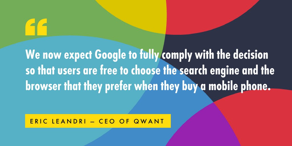 Qwant on Twitter: