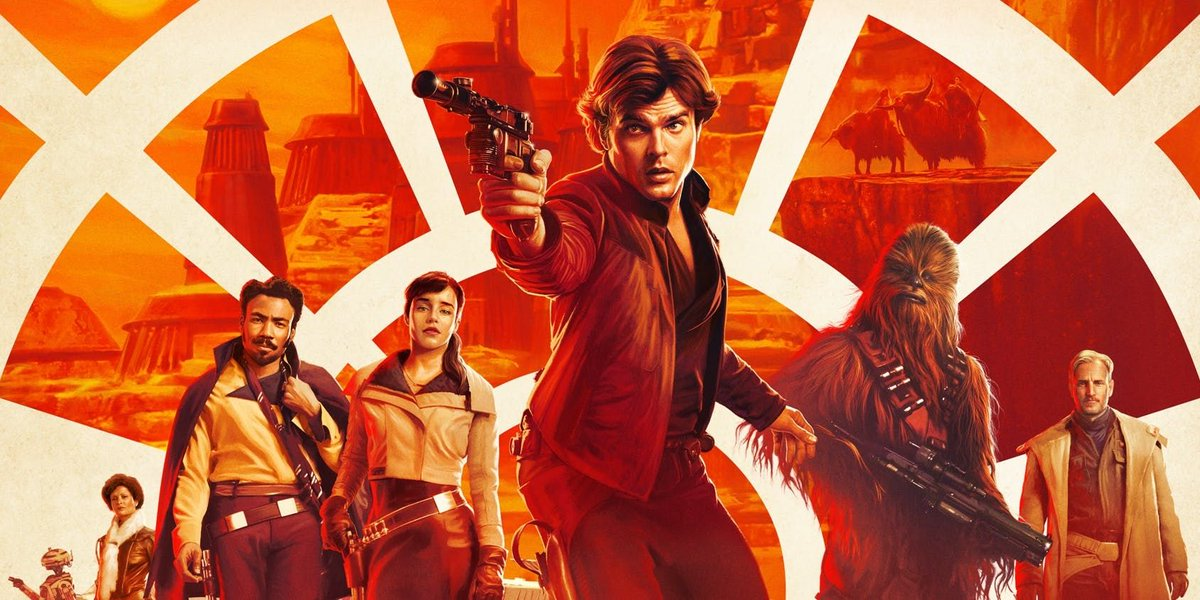 Solo: A Star Wars Story Heads Home On Blu-Ray And Digital This September https://t.co/lnRQ6JqrIQ