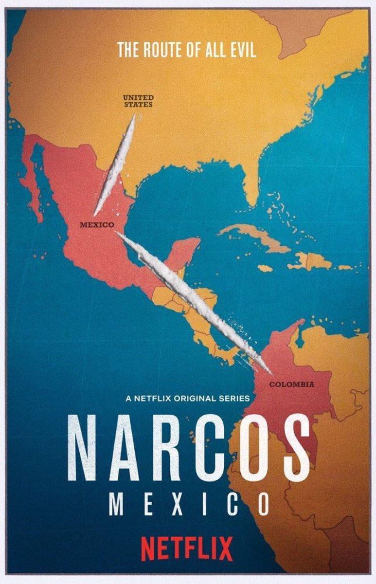 Resultado de imagen para narcos mexico poster