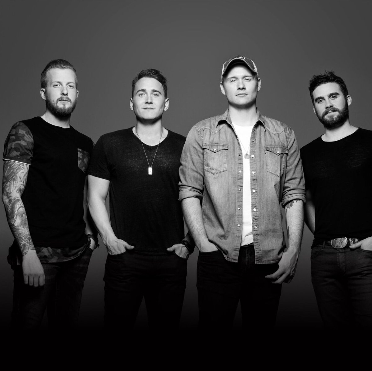 Ontario's @jamesbarkerband has been nominated for this year's @CCMAofficial Awards, including group or duo of the year. See the FULL list: https://t.co/CyP8Of5dEH #CCMAawards
