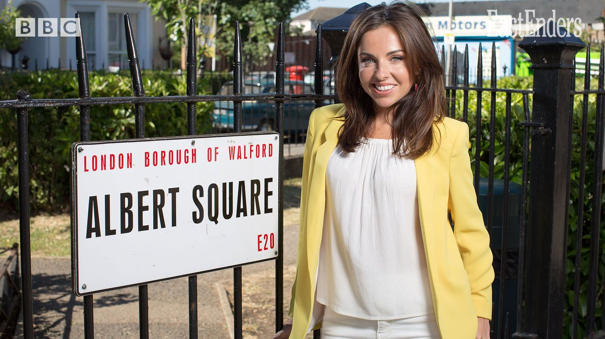 NEWS: #EastEnders will be welcoming back Louisa Lytton when she reprises her role as Ruby Allen later this year!  Check out our Facebook page to get the full story: https://t.co/eJutDdGRdS