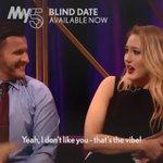 #BlindDate Twitter Photo