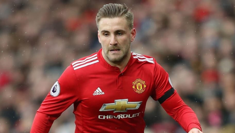 Luke Shaw has finished top in all of Man Utds pre-season fitness tests Not hard when hes only up against Stacey from the canteen with the rest of the lads still on their holidays