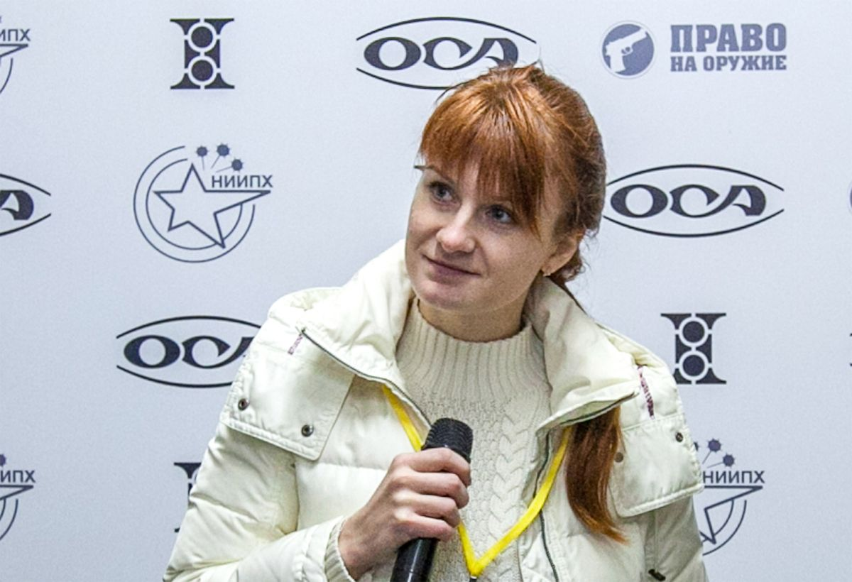 Accused Russian agent Mariia Butina traded sex for influence, U.S. prosecutors say https://t.co/4XTYZqHpKU