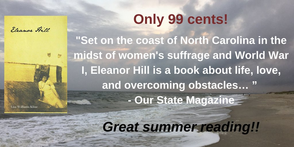 Grab this North Carolina classic while its on sale! #beachreads #GreatBookDeal amzn.to/2L37By4