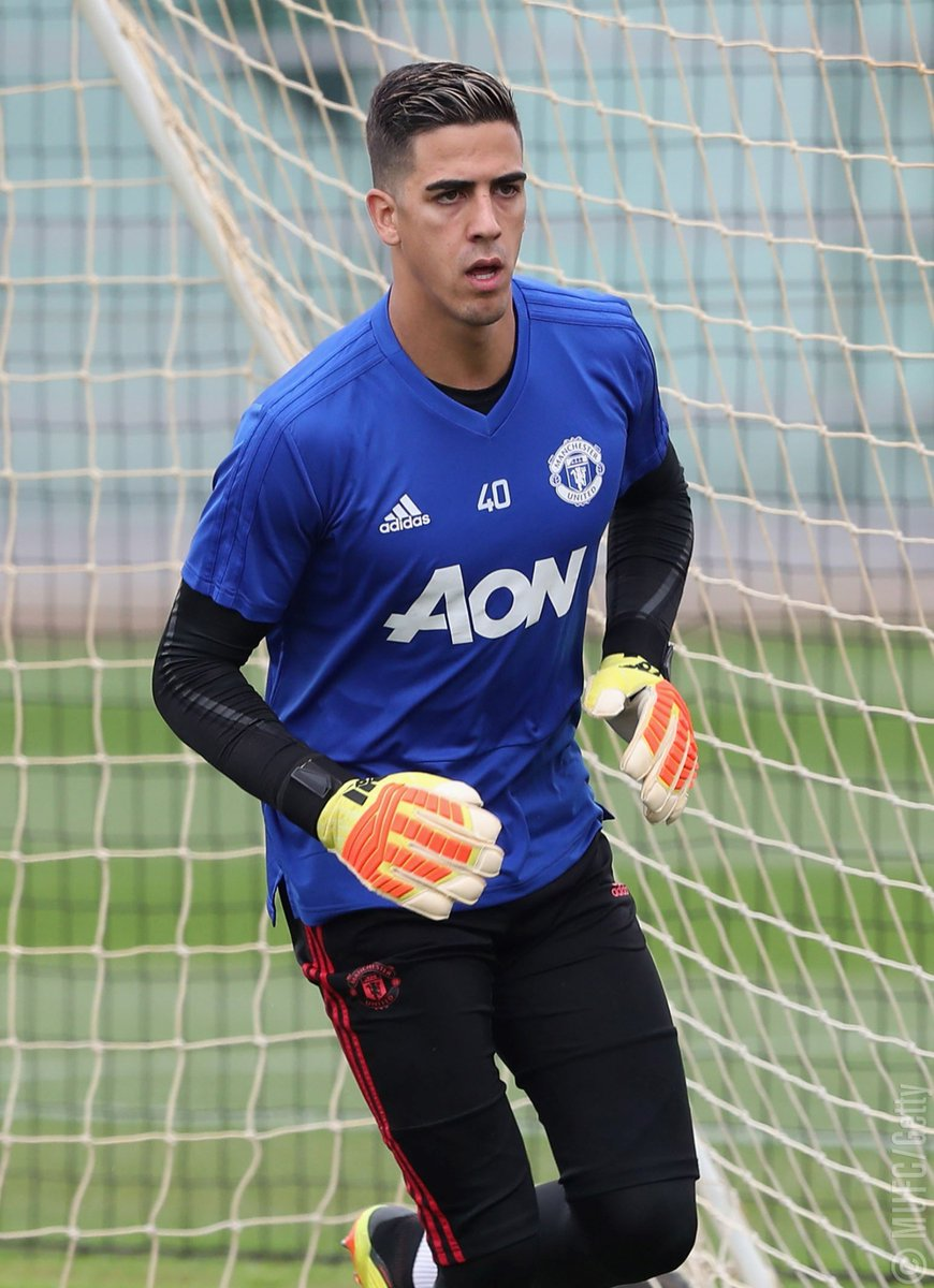 Jose also says @ElgatoPereira1 will go on loan for the 2018/19 campaign. #MUFC #MUTOUR