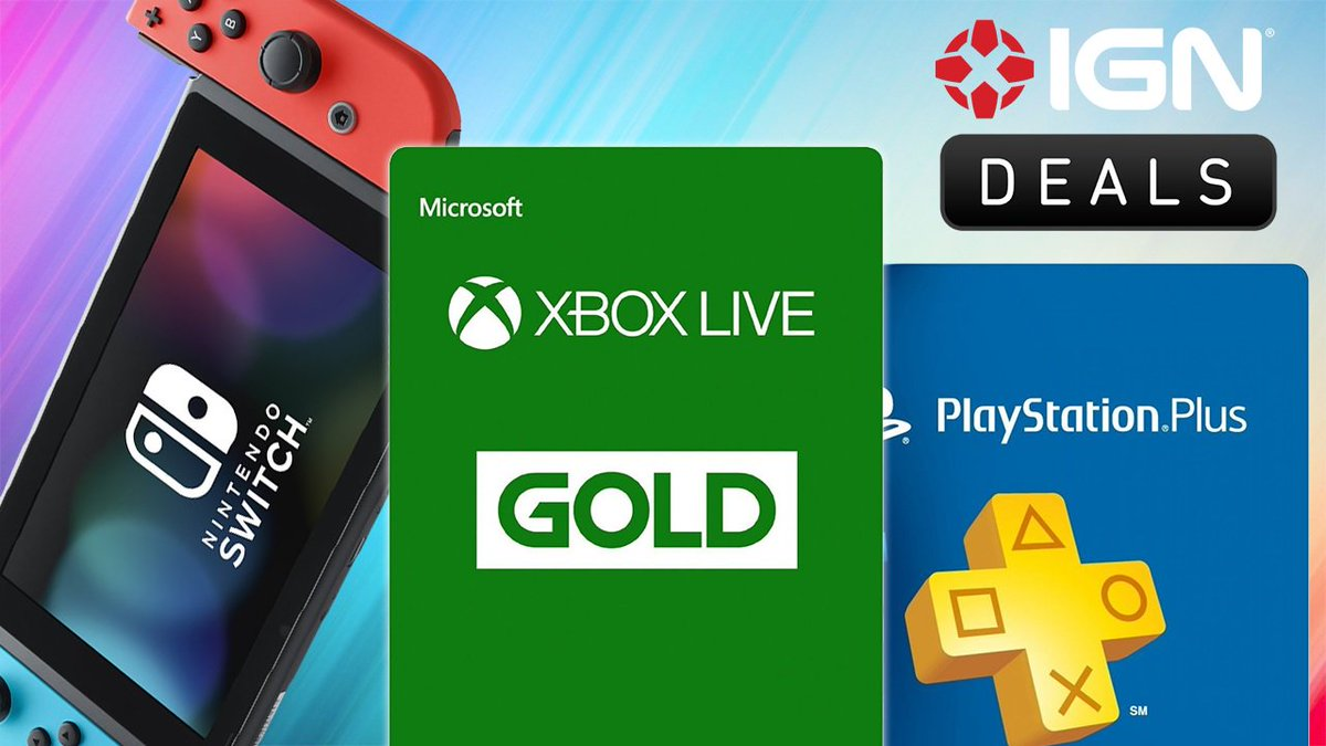 The Best 6 Month Xbox Live Gold Deals