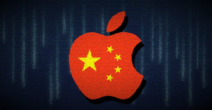 Apple transferred #iCloud data of its 130 million Chinese users to the Cloud Data Centers managed by a state-controlled Telecom provider.  https://t.co/uIurIPATMJ  The storage deal eventually could make it easier for the Chinese government to snoop on users' iCloud data. #privacy