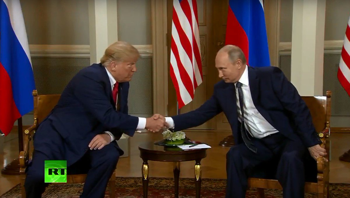 Rt On Twitter Important Verbal Agreements Made At Trump Putin