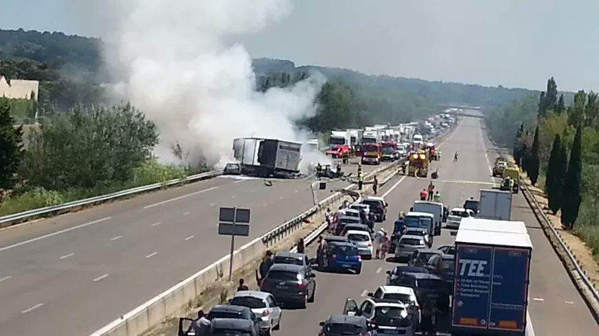Vaucluse : trois morts dans un accident de la route sur l'A7 https://t.co/V9ICapOBbC