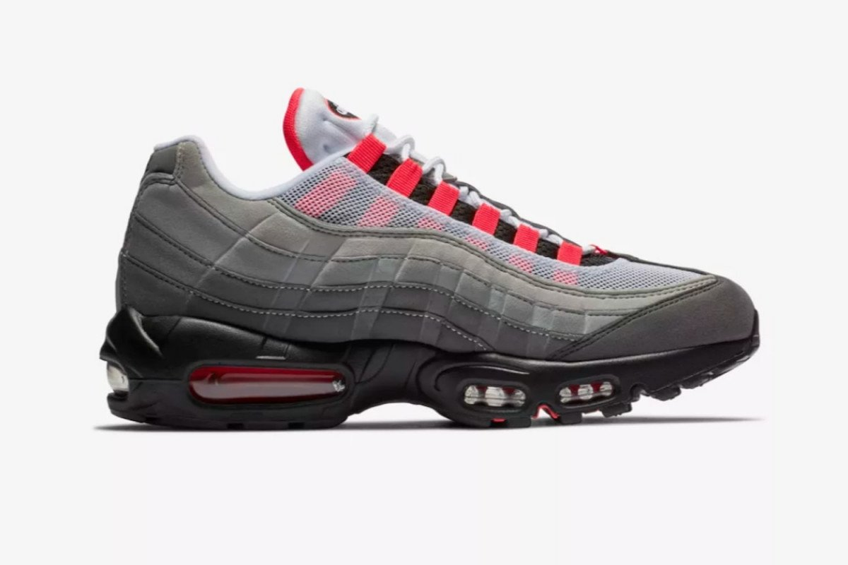 super popular 1dce7 f5400 heres how to cop nikes air max 95 og solar red dropping tomorrow
