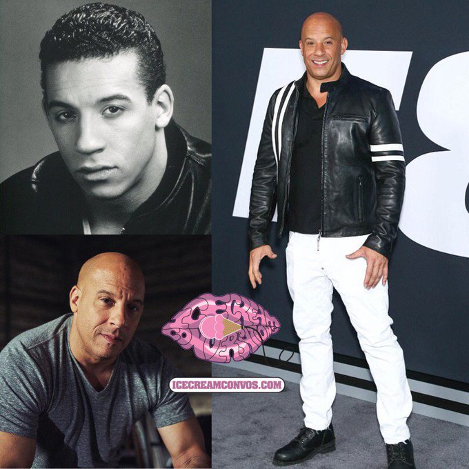 Happy 51st Birthday Vin Diesel