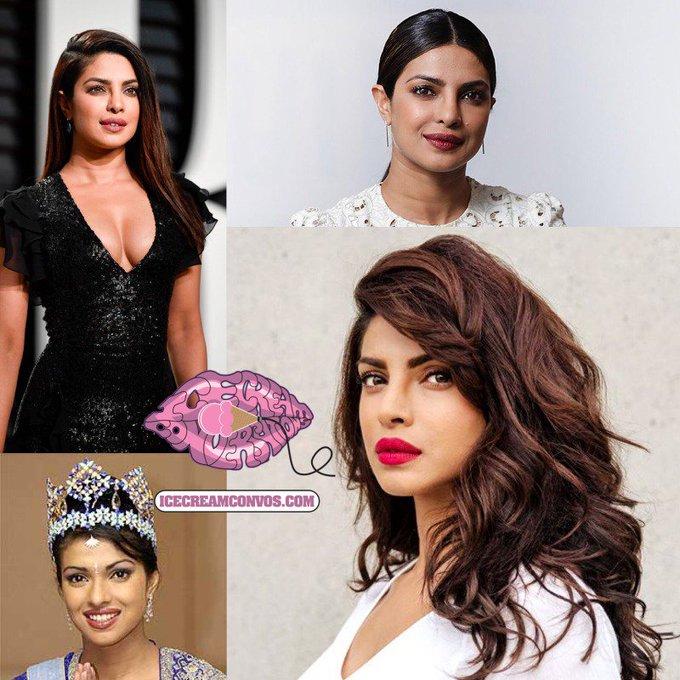 Happy 36th Birthday Priyanka Chopra