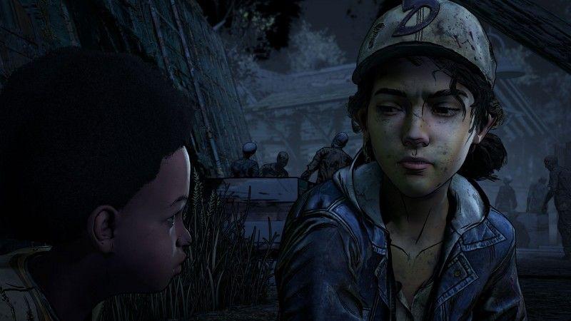 New Teaser For The Walking Dead's Final Season Features Orphans, Danger, Dangerous Orphans https://t.co/K621yTh3tv