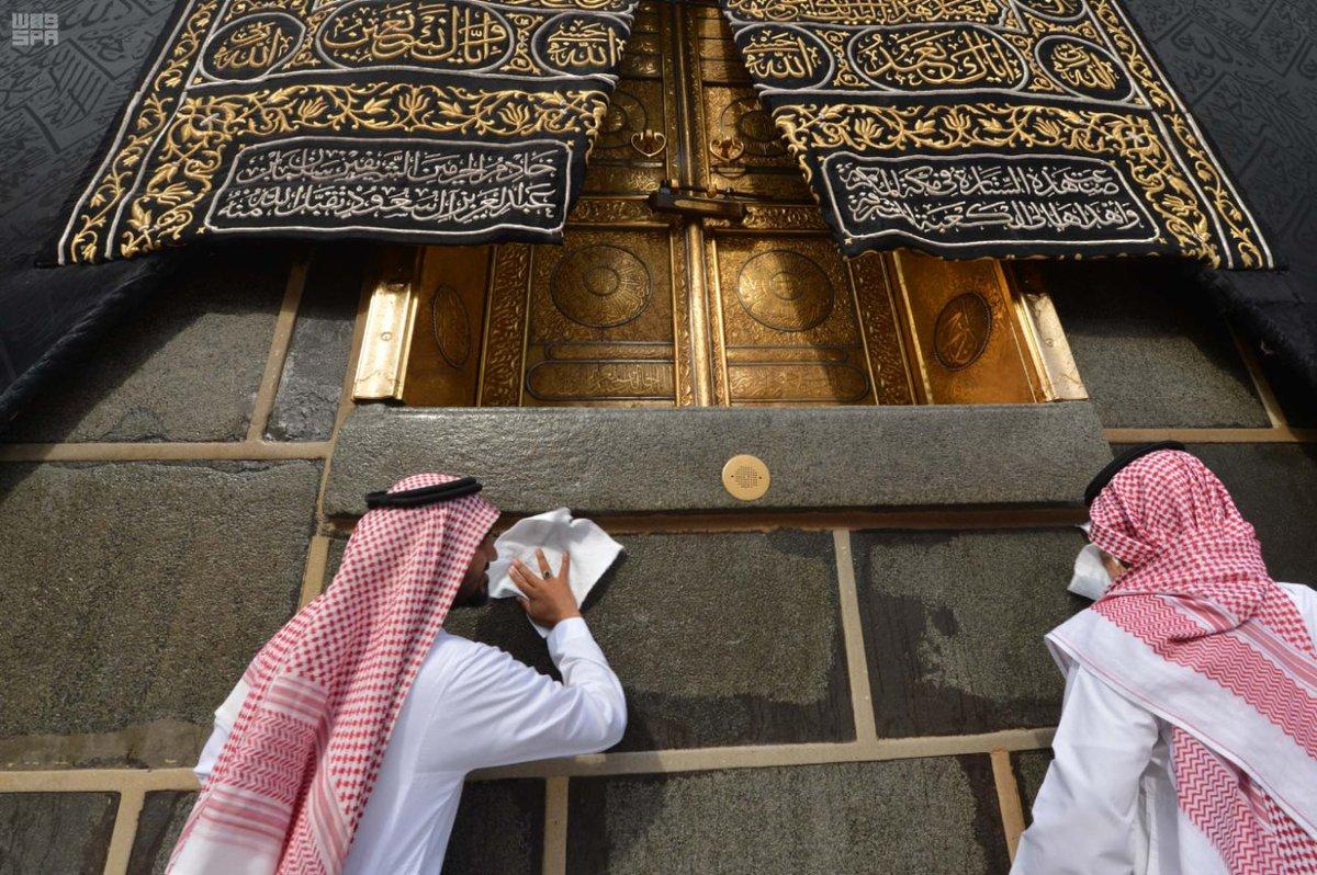 First Batch of #Iranian #Hajj Pilgrims Arrives in #Saudi Arabia https://t.co/AAGrnwYpjz